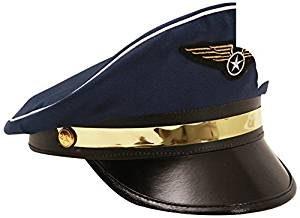 Gorra piloto avión