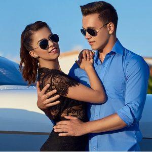 Las Gafas de aviador más usadas