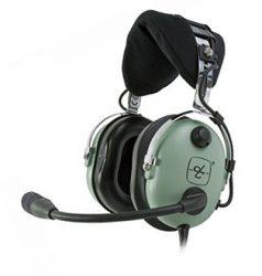 auriculares aviación - cascos de vuelo