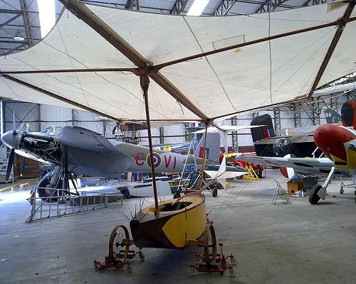 George Cayley planeador