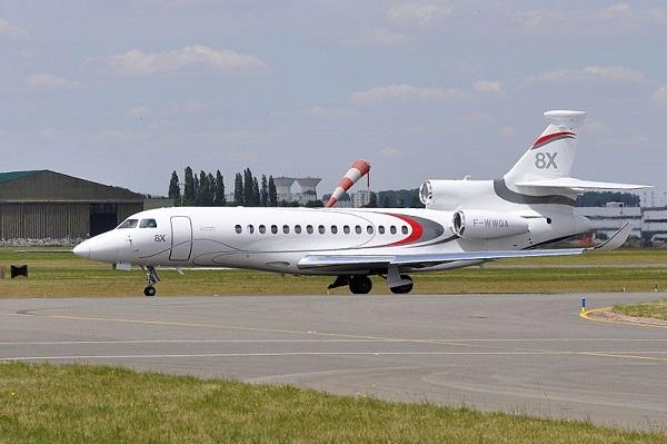 Tipos de aviones comerciales, aviones privados