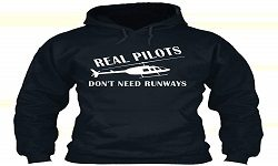 Jerséis de pilotos de avión
